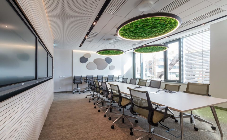 Project: SAP office Budapest - distributed by: Solinfo